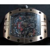 リシャール・ミルコピー腕時計 フェリペ・マッサAsian 7750搭載 28800振動