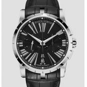ロジェ・デュブイ エクスカリバー 42 クロノグラフスーパーコピーの時計