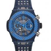 ビッグバン ウニコ イタリアインディペンデントブルー411.YL.5190.NR.ITI15 ウブロスーパーコピー専門店 時計