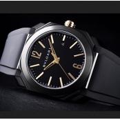 SAP102581 ブルガリ オクト ウルトラネロ 新作スーパーコピー時計