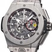 ウブロ 時計 コピー ビッグバン フェラーリ チタニウム 401.NX.0123.VR