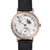 ブレゲ 時計人気腕時計 クラシック パワーリザーブ ムーンフェイズ 3137BR/11 コピー